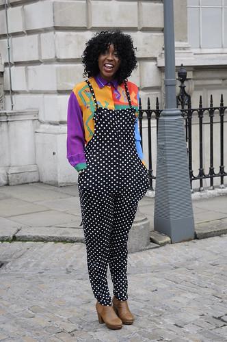 Fashion Week, Sept 2013, London 19