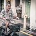 Radfahrer @ China Town / Penang / Malaysia