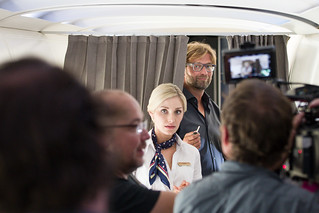 Making Of Opel Insignia TV-Spot mit Jürgen Klopp