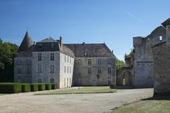 Abadía de la Réau, Poitou-Charentes, France