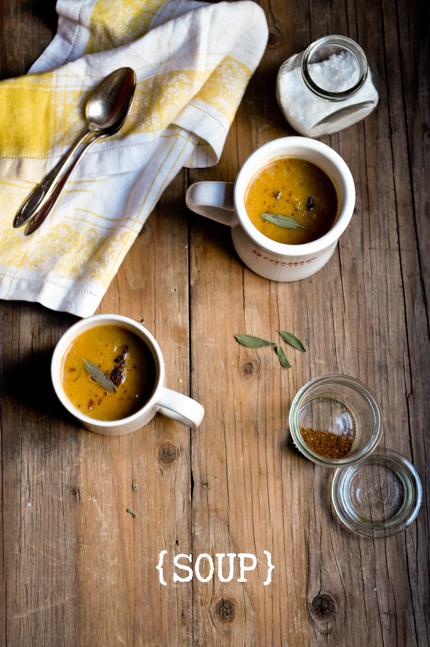 Fall Vegan Soup