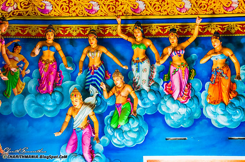 Buddhist Arts & Sculpture by CharithMania