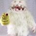 Yeti loves ice cream by scrumptiousdelight