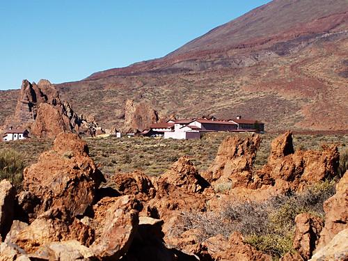 Parador Cañadas Del Teide
