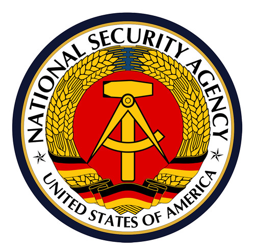 NSA - Stasi for the Facebook generation by Teacher Dude's BBQ