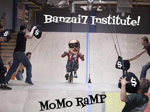 MOMO RAMP by WilliamBanzai7/Colonel Flick