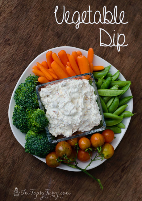 vegetable-dip