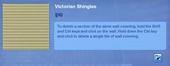 Victorian Shingles