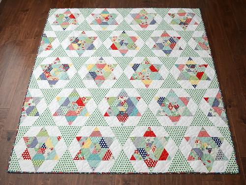 Starlight quilt 1