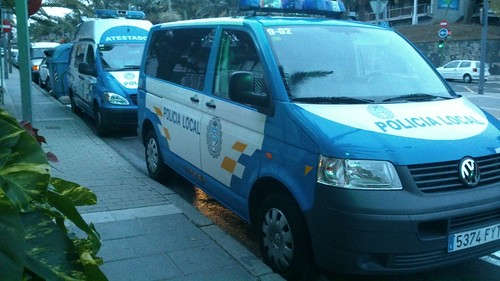 Policía Local. Islas Canarias. 10635291035_aaf9ed16e9