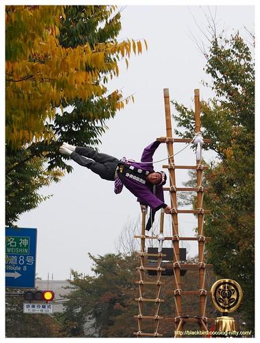 Ladder ride #02