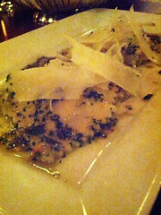 Squash Ravioli @ Sleeping Buffalo Lounge