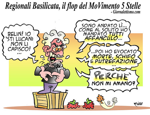 Grillo Basil-Flop by Moise-Creativo Galattico