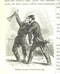 Image taken from page 409 of 'The Pictorial Book of Anecdotes and Incidents of the War of the Rebellion, civil, military, naval and domestic; embracing the ... events of the great conflict in the United States ... from ... 1830 to the Assassination of Pre