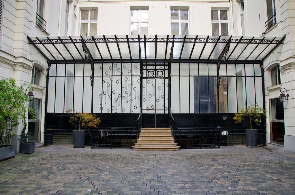 La Galerie Yvon Lambert