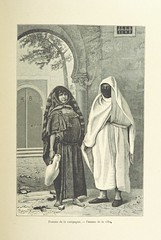 """British Library digitised image from page 111 of """"De Carthage au Sahara"""""""
