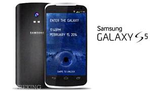 Samsung Galaxy S5 Rumours
