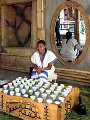 Ethiopian Coffee Ceremony