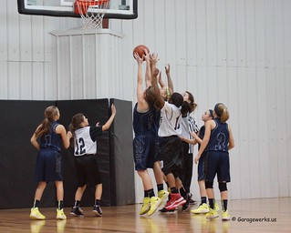 Girls Youth Basketball Tournament