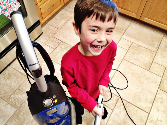 Vacuum cleaner science