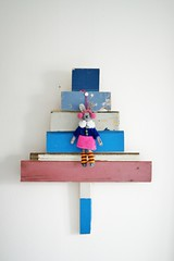 wood & wool x-mas tree 007