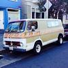 Groovy scooby van