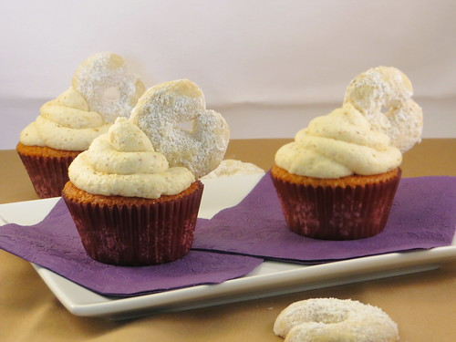 vanillekipferl cupcakes (6.1)