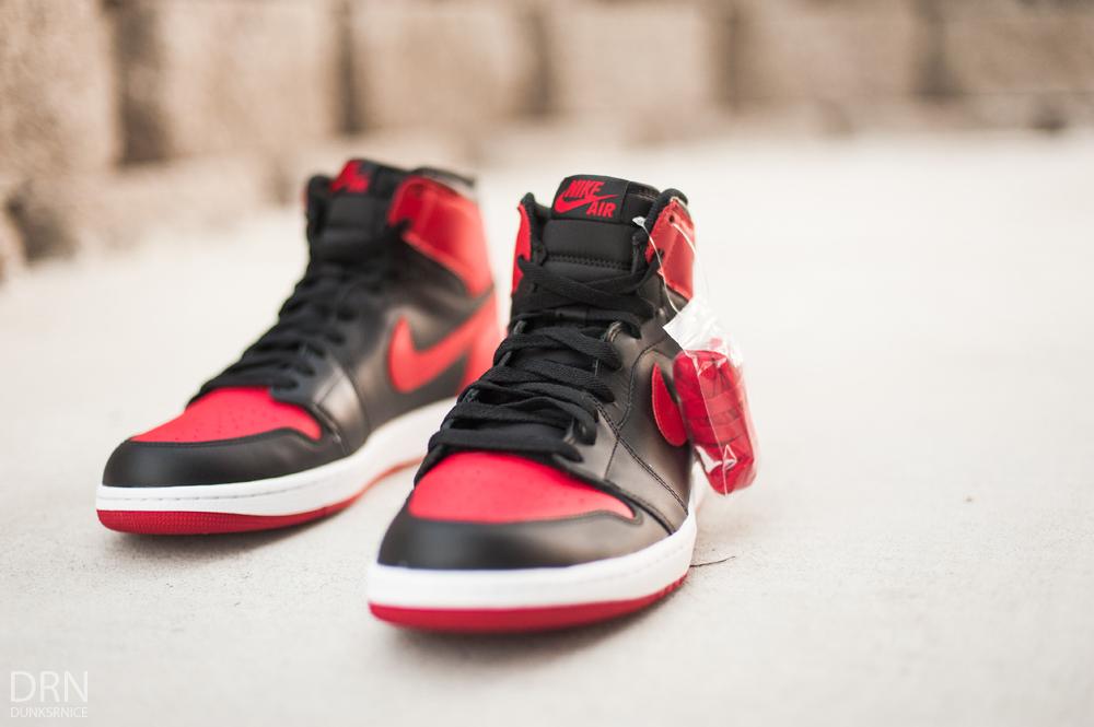 2013 Black & Red I's.