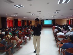 April 6th, 2013: Android Guest Lecture @ Anna University