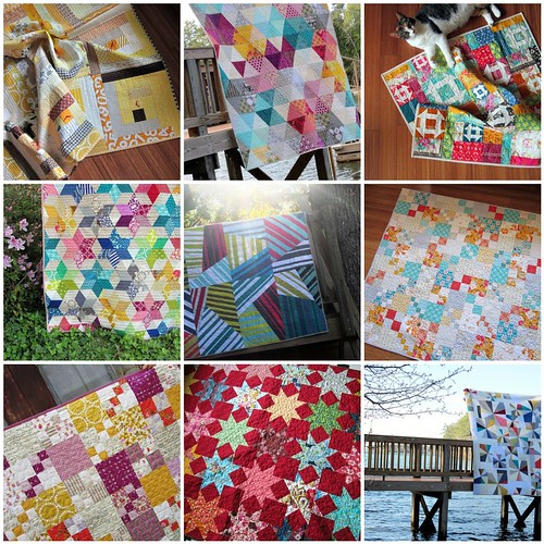 a selection of 2013 quilts