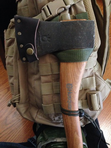 molle axe loop bushcraft usa forums