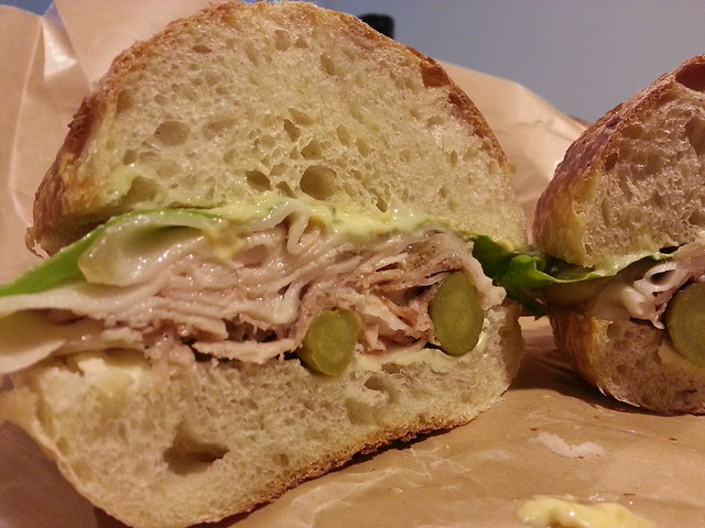 Porchetta Sandwich - Boucherie Lawrence