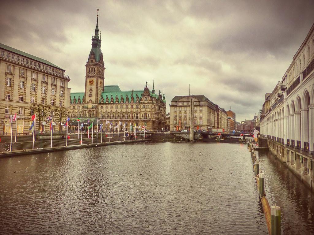 Alsterfleet, Hamburg
