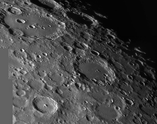 Clavius and Tycho - 110114 by Mick Hyde