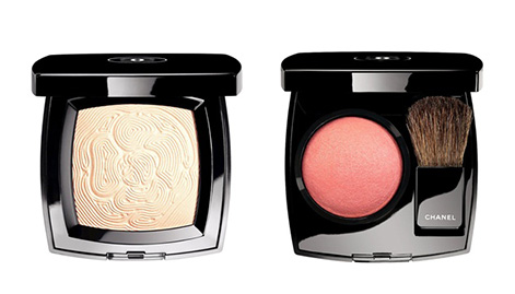 Chanel Jardin De Camelias Makeup Collection
