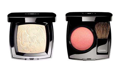 Chanel Jardin De Camelias Makeup Collection