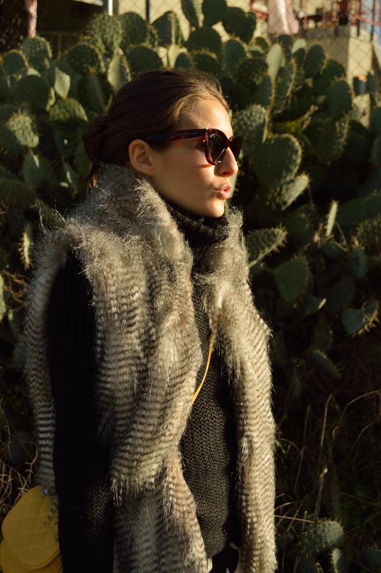 lara-vazquez-madlula-furry-black-outfit