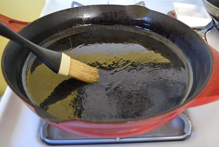 Homemade Tortillas via LittleFerraroKitchen.com