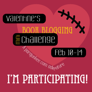 Valentine's Book Blogging Challenge