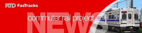 Eagle Commuter Rail Project Newsletter Header