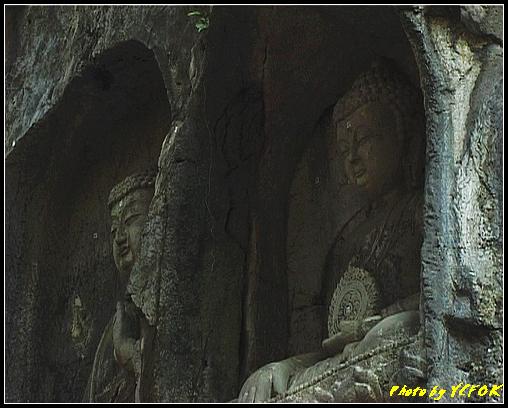 杭州 飛來峰景區 - 019 (飛來峰石雕佛像)