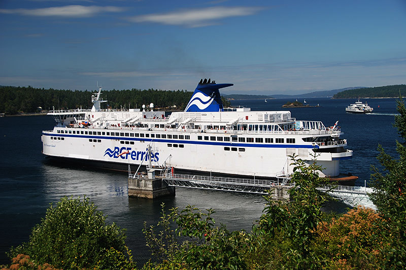 Bc Ferry Vancouver Tsawwassen British Columbia Travel And