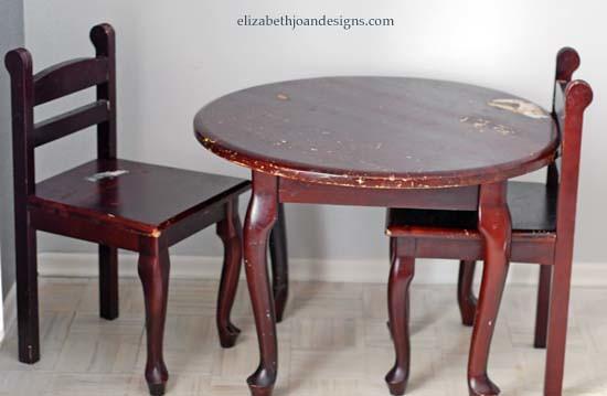 Kid's Table 7