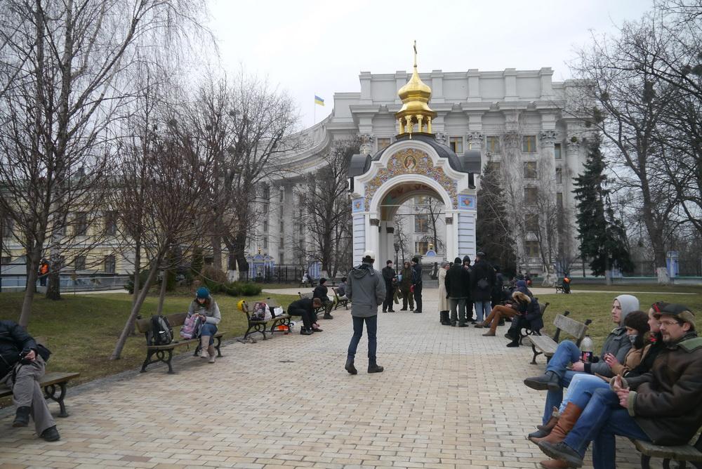 Справи у Михайлівському