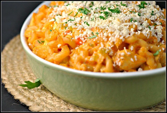 Buffalo Mac and Cheese 1