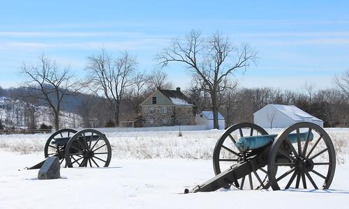 Gettysburg, Weikert Farm