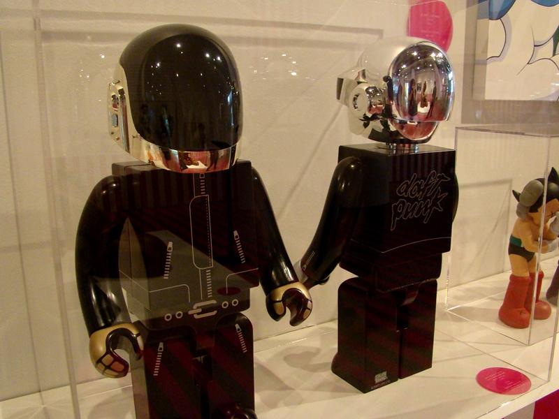 Daft Punk Kubrick