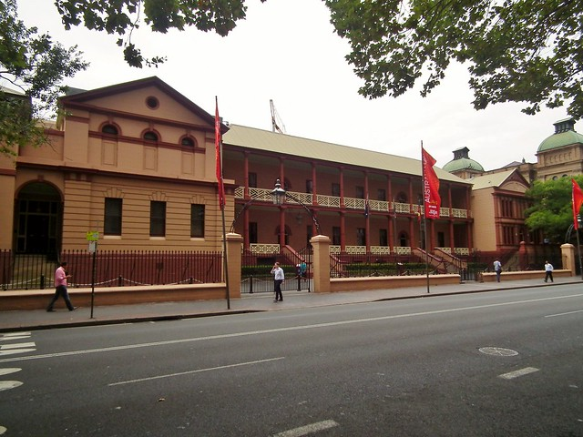 Parliament House - Sydney NSW