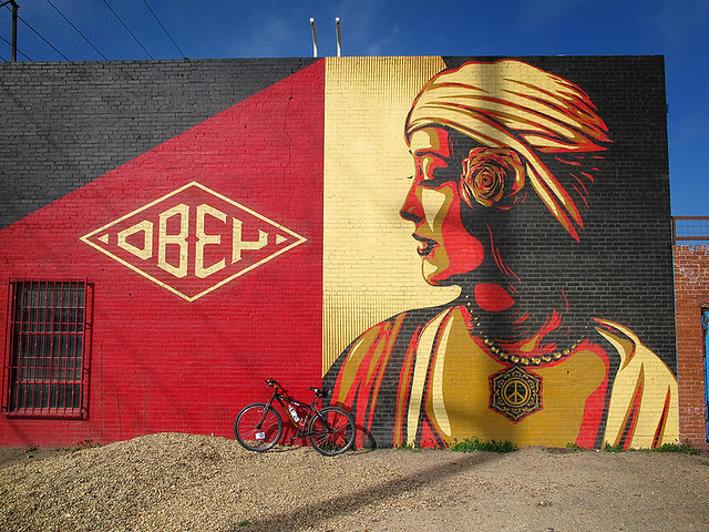 Obey Dallas Texas