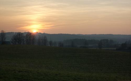 sunset landscape 50mm mark hdr västragötaland västergötland 3exposurehdr sjuhärad fotskäl sörvilg